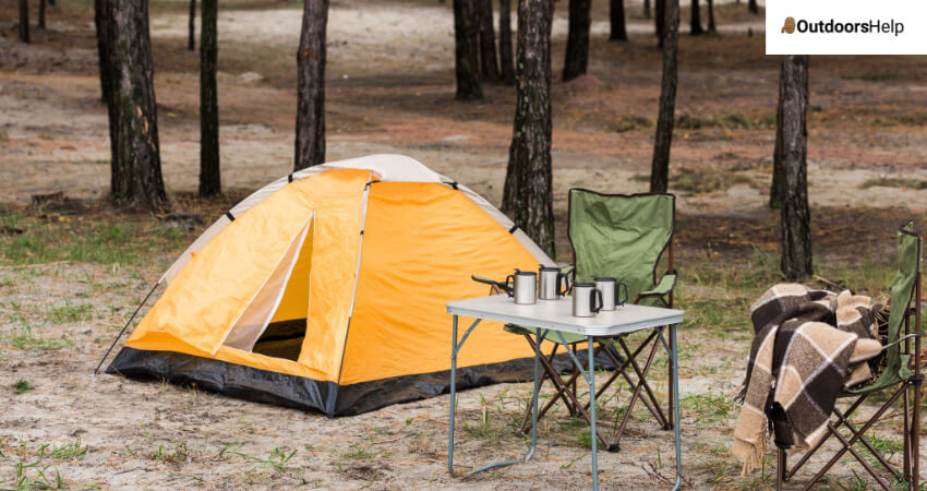 Tent Review