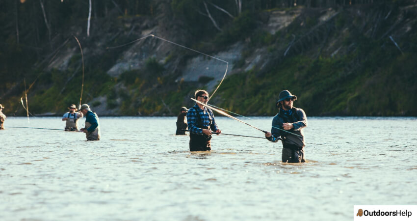 Best Fly Fishing Locations
