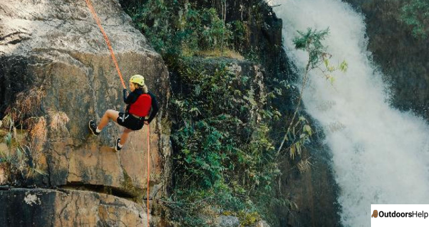 Pitch In Climbing