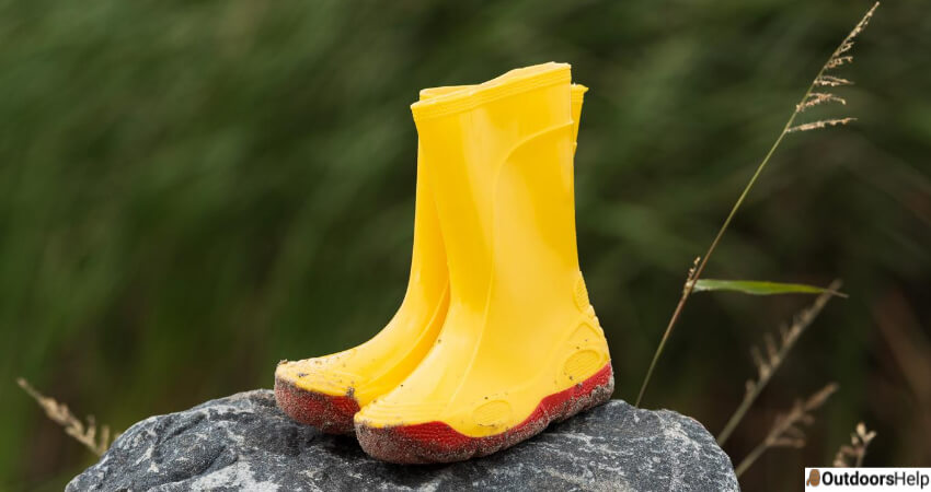 Rubber Boots For Commercial Fishing