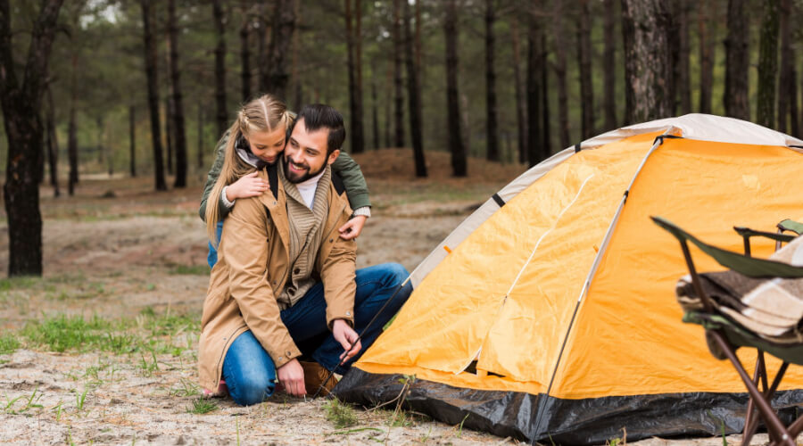 Benefits To The Walk-Up Camping