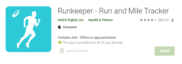 Getting Started With The Runkeeper
