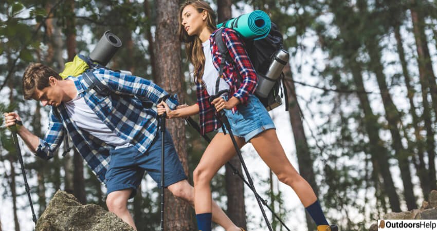 Are Jeans Good For Hiking