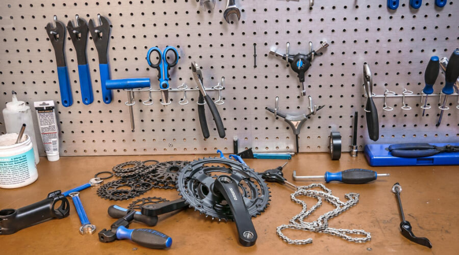 The Shimano Groupsets