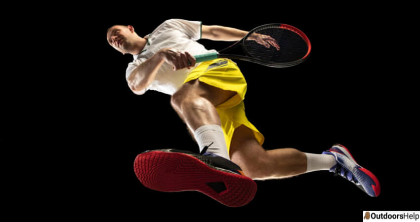 Play Tennis In Running Shoes