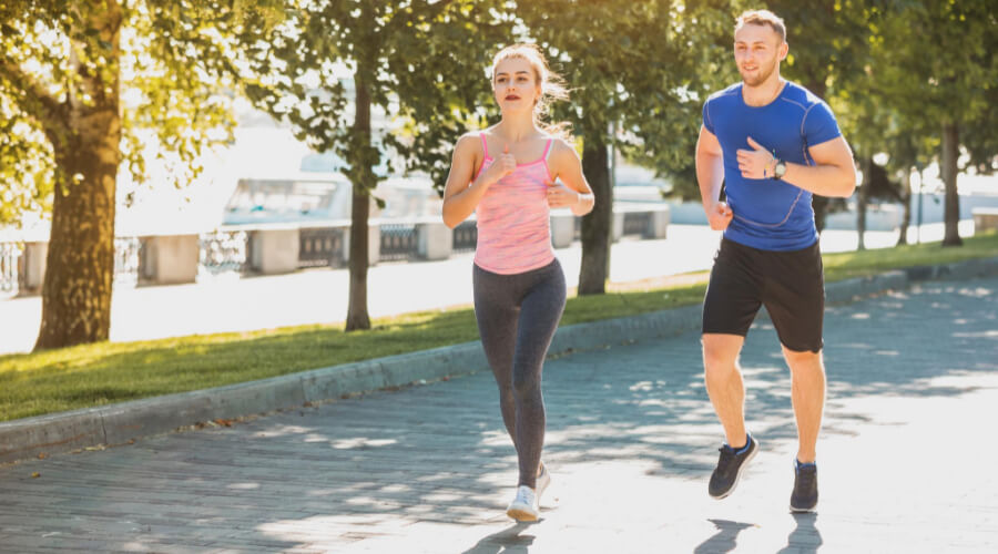 Differences Between Running And Walking Shoes