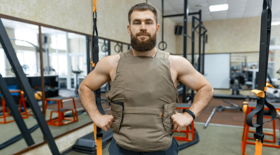 How Does A Weighted Vest Improve Speed