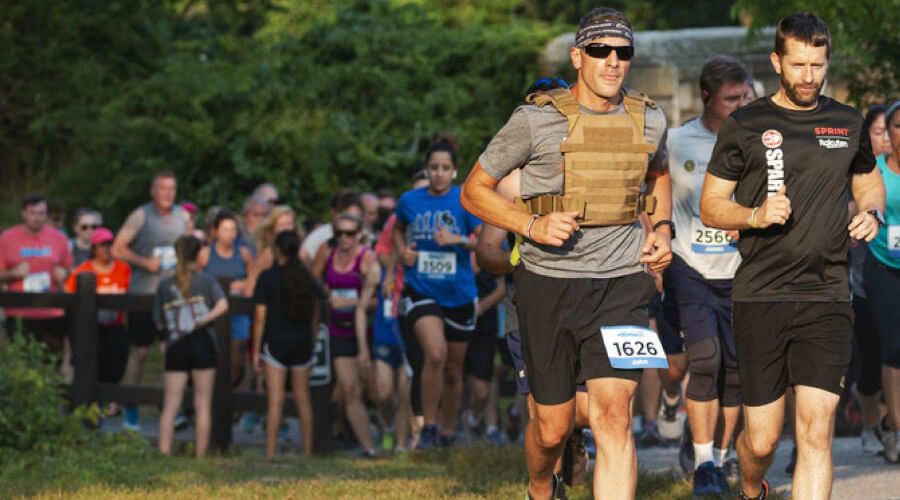 Benefits Of Running With A Weighted Vest