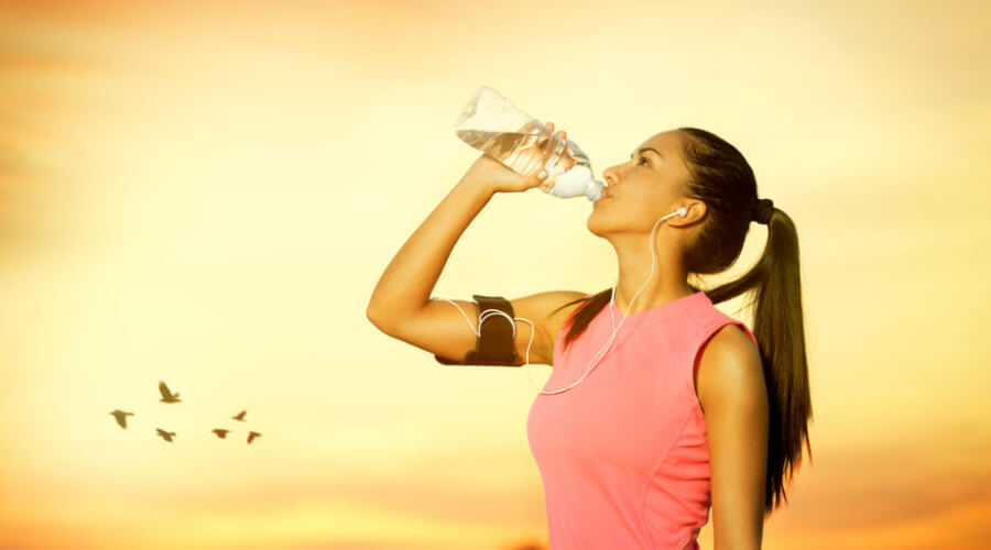 Is It Ideal To Carry Water While Running